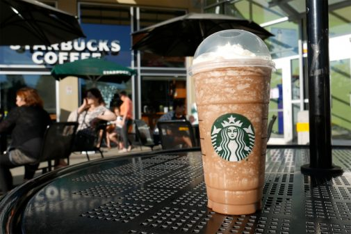How to stick to your diet at Starbucks