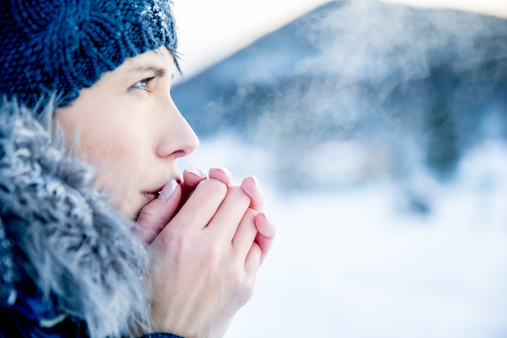 What To Do If The Weather Turns Your Fingers White And Numb Health