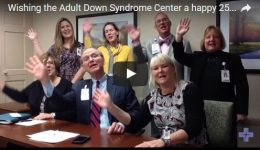 Adult Down Syndrome Center celebrates 25 years