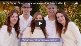 Jim's Story: Surviving a widowmaker heart attack
