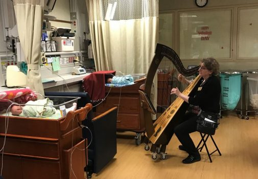 How music can help the healing process