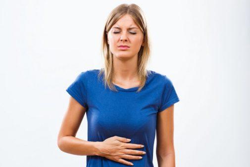 Abdominal pain, bloating, nausea?