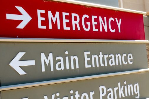Infographic: What warrants a trip to the Emergency Department?