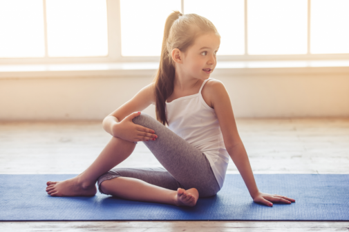 Why kids should be stretching