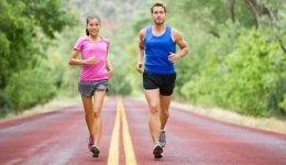 Runners: Exercise caution this Spring