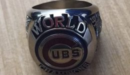 Cubs usher undergoes heart procedure in time to receive World Series ring