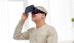 Can virtual reality prevent the no. 1 cause of injury death in seniors?