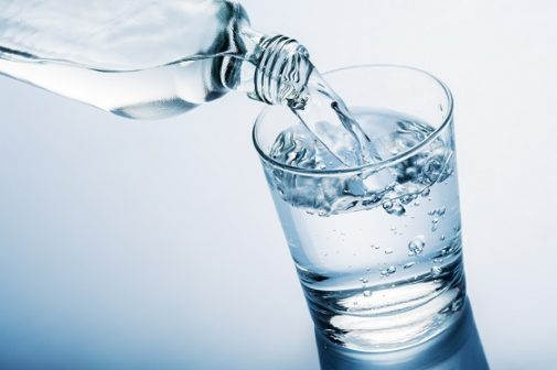 More water each day may keep the pounds away