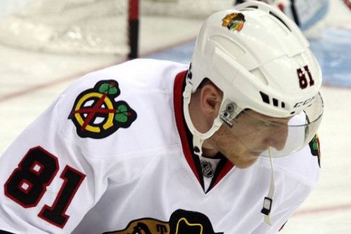 Blackhawks lose key player to health condition caused by equipment