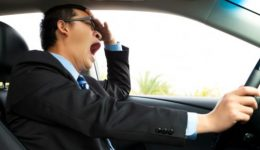 Here's how to stay awake while driving