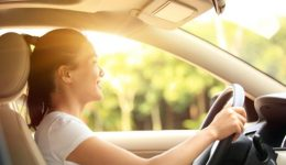 Are you safe from sun rays in your car?
