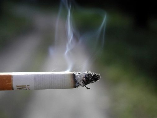 Which state just raised the legal smoking age to 21?