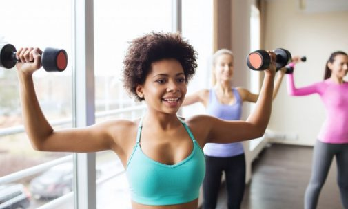Here's an easy way to get more done at the gym