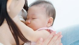 An important breastfeeding benefit – for mom