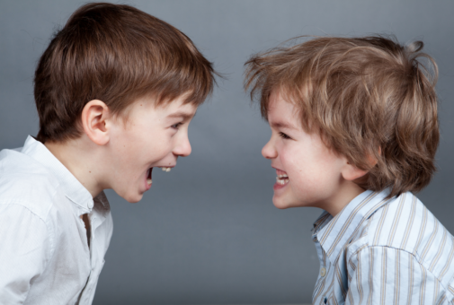 Is your brother or sister your biggest rival?