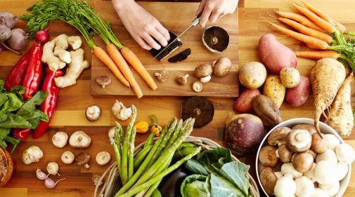 5 easy ways to start eating healthier