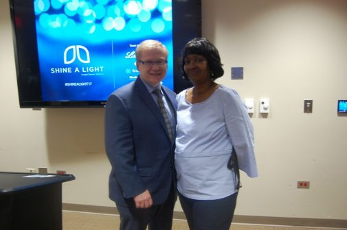 How one cancer survivor hopes to save lives