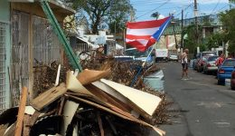 The aftermath: A physician's experience in Puerto Rico