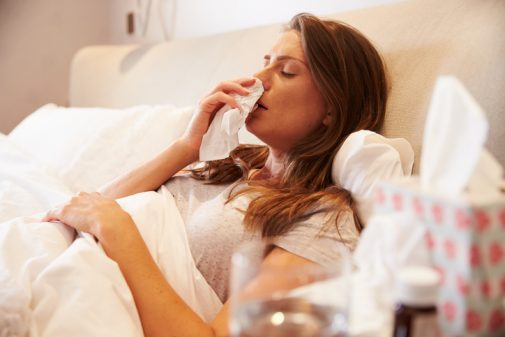 Feeling sick? Consider skipping this part of your routine