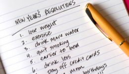 5 ways to make your New Year's resolutions stick