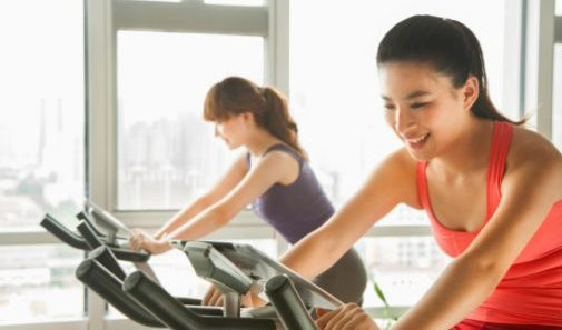 6 myths women hear about getting fit