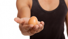"Eating egg whites? Here's why ""healthier"" may be holding your muscles back"