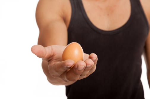 """Eating egg whites? Here's why """"healthier"""" may be holding your muscles back"""