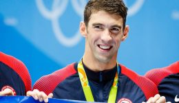 Michael Phelps opens up about his mental health struggles