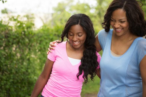 How does a mom's lifestyle affect her child?