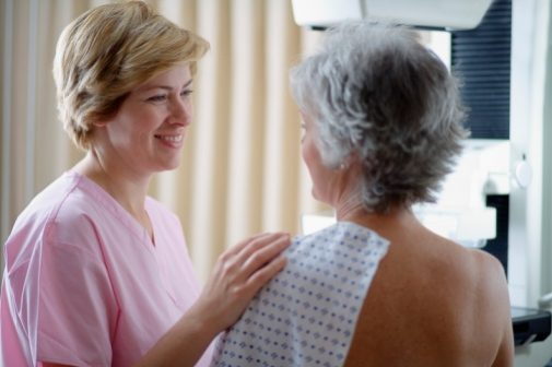 Are some women getting mammograms more frequently than recommended?