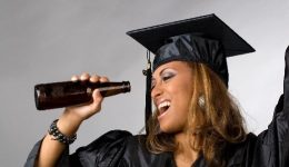 Graduation: Celebrate the diploma without the harmful consequences