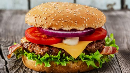 How to build a burger — the healthy way