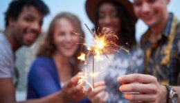 Sparklers: Aesthetic, but harmful