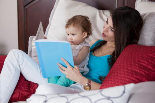 trouble reading aloud