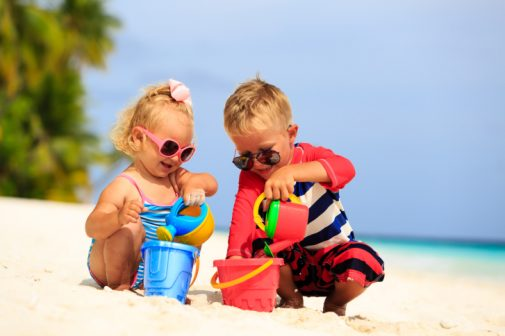 Expert tips to keep kids sun safe this summer