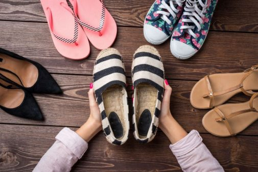 Can your shoe choice lead to varicose veins?