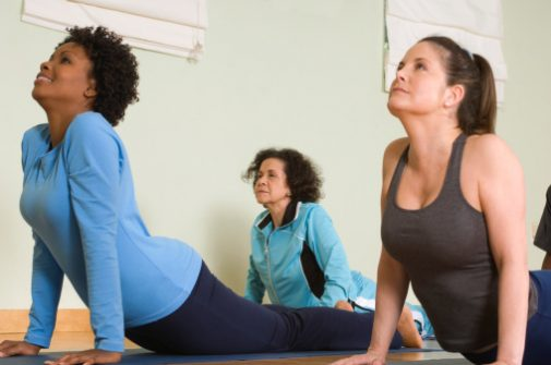 Yoga: For your lungs?