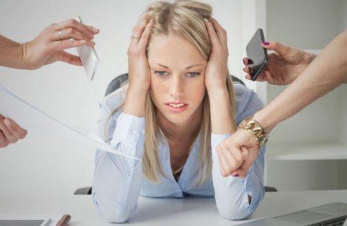 Feeling overwhelmed by work?