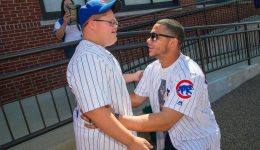 Must-watch video: Cubs' Willson Contreras surprises 11-year-old at school