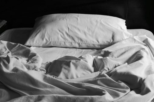 Looking to get a better night's sleep? Try this