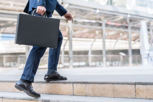 Does taking stairs at work really help your health?