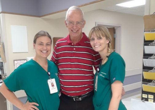 World Physical Therapy Day: A remarkable story about one patient's return to normal life