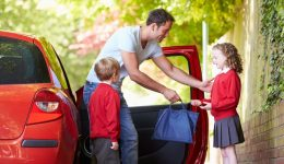 Don't turn your child's car seat around just yet