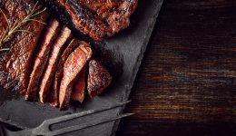 Are men eating too much meat?