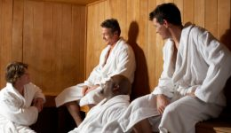 Think a sauna will help you lose weight? Think again
