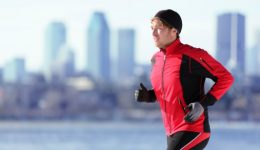 What happens when you exercise outside in the cold?