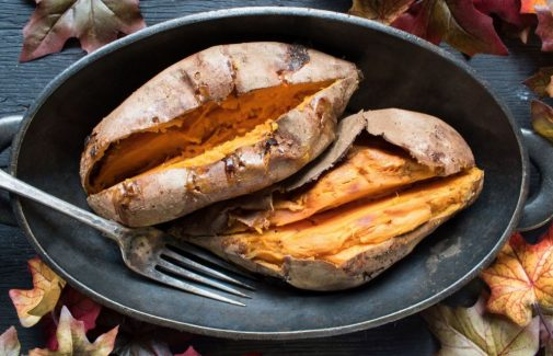 Featured Recipe: Chipotle-stuffed sweet potatoes
