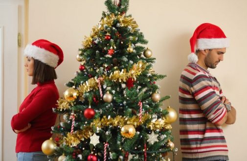 Here's how to reduce family tensions this season