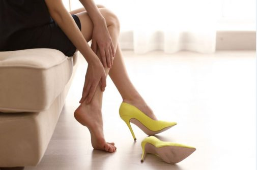Are high heels bad for your feet?