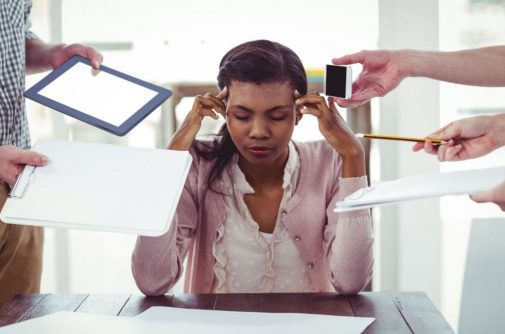 Do you know the warning signs of excessive stress?
